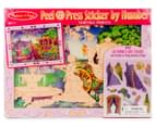 Melissa & Doug Peel + Press Sticker by Number - Fairytale Princess 1