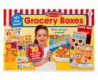 Melissa & Doug Let's Play House Grocery Boxes Kit 1