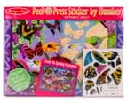 Melissa & Doug Peel + Press Sticker by Number - Butterfly Sunset 1