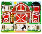 Melissa & Doug Hide & Seek Farm Magnetic Board 2