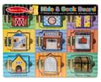 Melissa & Doug Magnetic Hide & Seek Board 1