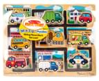 Melissa & Doug Maze Puzzles Vehicles 1