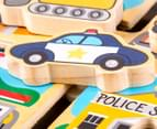 Melissa & Doug Maze Puzzles Vehicles 5