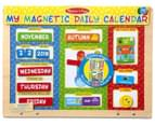 Melissa & Doug My Magnetic Daily Calendar 5