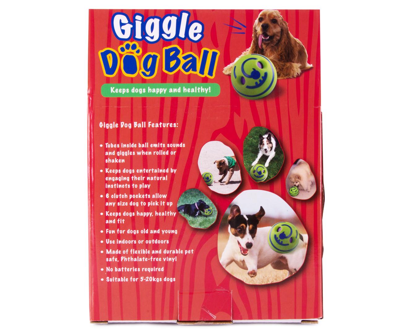 Giggle Dog Ball Catch Com Au