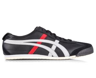 Onitsuka Tiger Mexico 66 Unisex Shoe - Black/Soft Grey