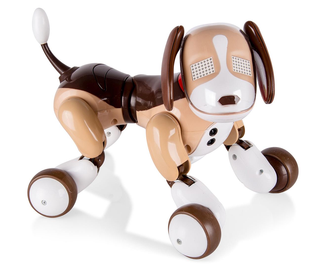 Zoomer robot dog bentley