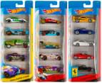 Hot Wheels Cars Pack - Randomly Selected 4