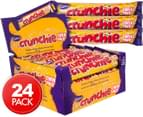 24 x Cadbury Crunchie Twin Pack 80g 1