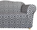 Sure Fit Stretch 2-Seater Cover - Tribal 3