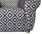 Sure Fit Stretch Armchair Cover - Tribal 3