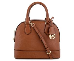 Michael Kors Medium Smythe Satchel - Luggage