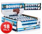18 x Bounty Coconut 45g 1
