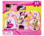 Minnie Mouse 25-Piece Foam Puzzle 1