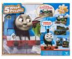 Thomas & Friends 5 Wood Puzzle Box 1