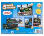 Thomas & Friends 5 Wood Puzzle Box 6