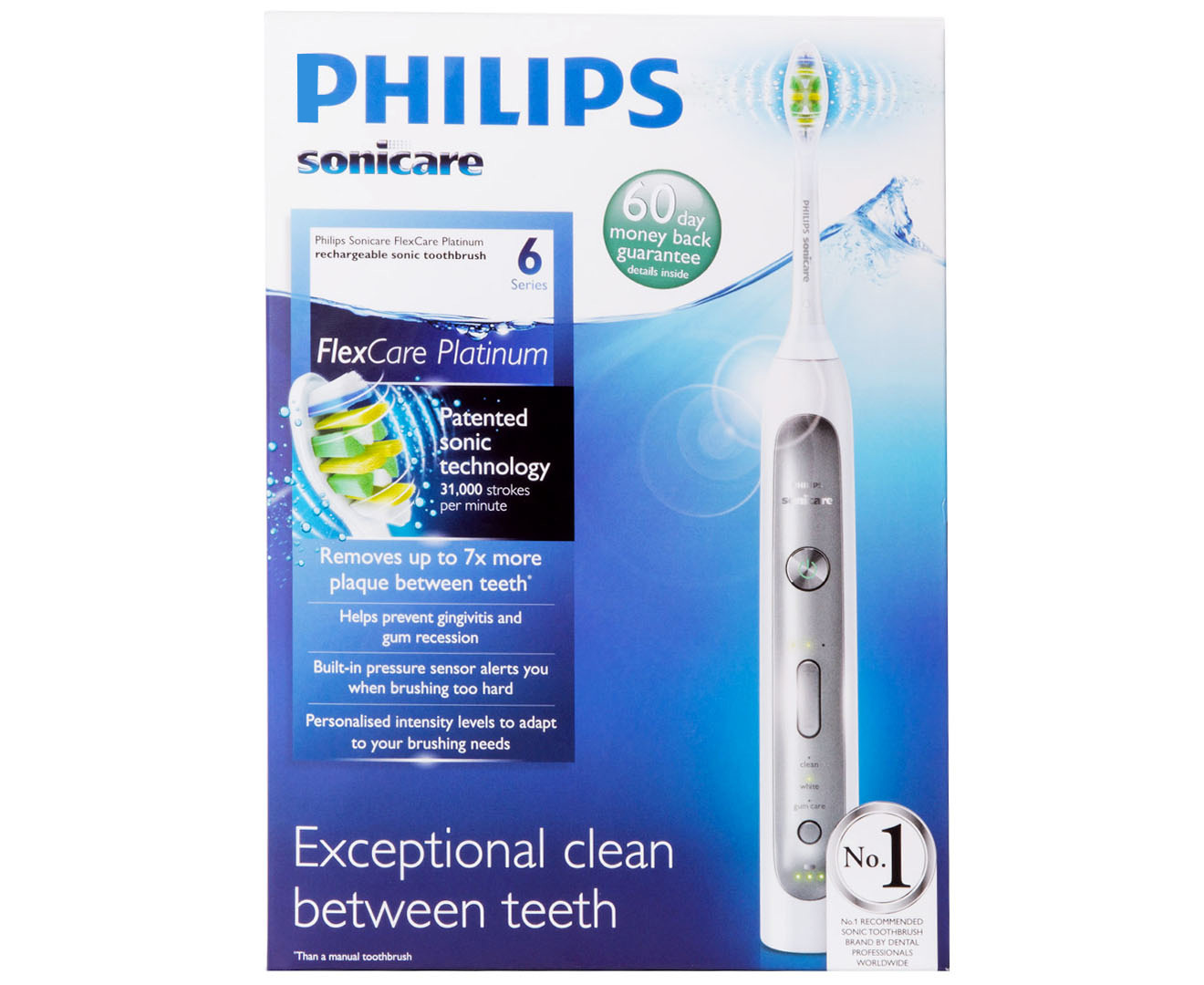 Philips Sonicare Flexcare Platinum Electric Toothbrush