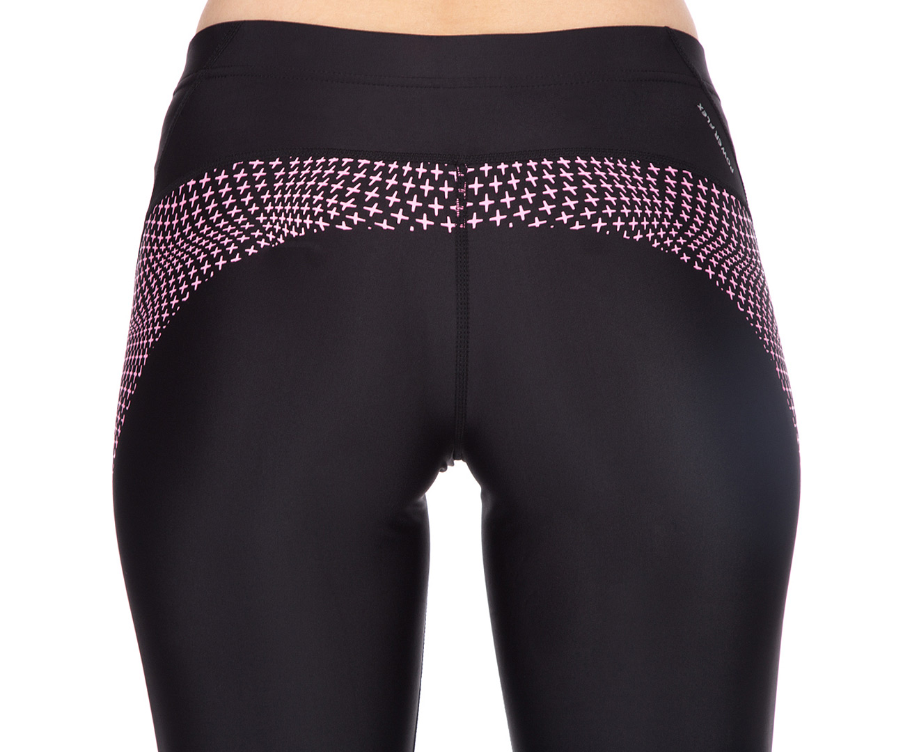 Champion Women S Performax Pop Tights Black Pink Catch