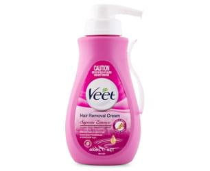 Veet Hair Removal Cream Suprem 'Essence 400mL