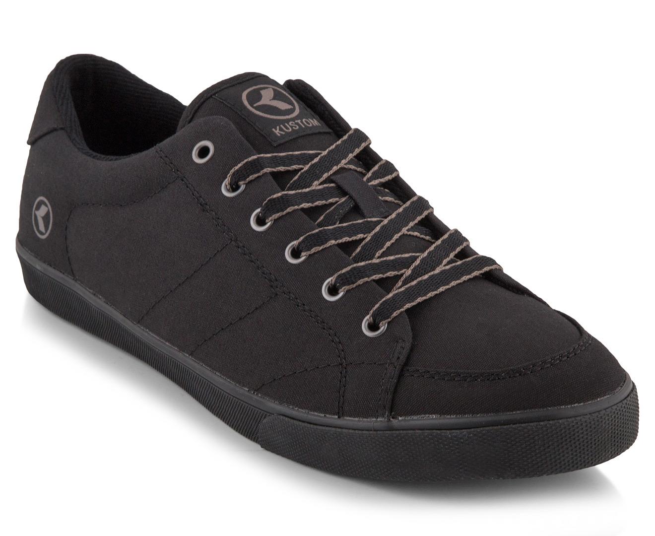Kramer Casual Shoes Black