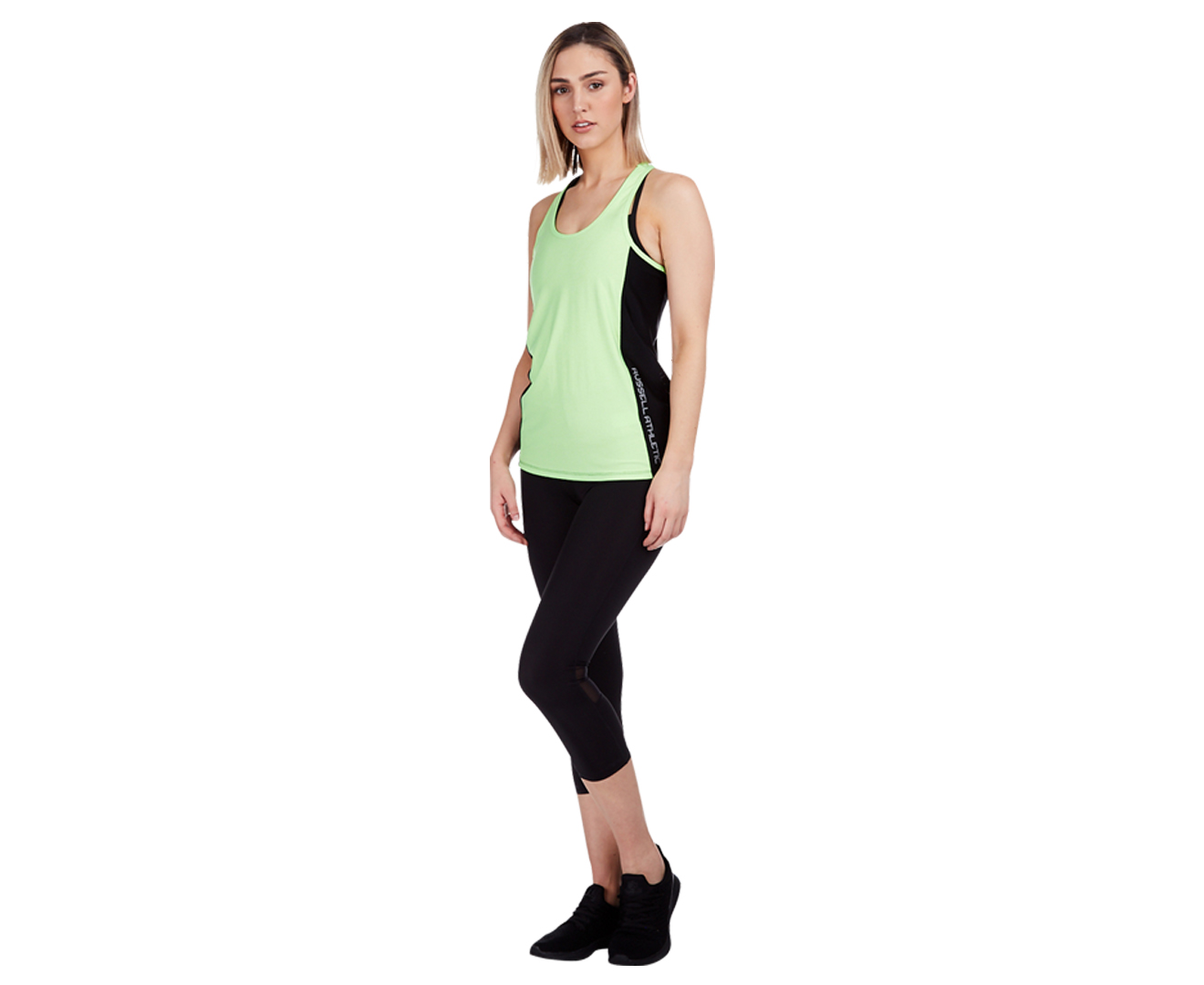 black single women in russell The russell athletic® boot-cut baseball pant is designed to provide durability  a  2 deluxe waistband with four front, single belt loops and a hemmed boot-cut.