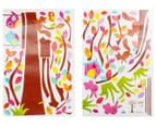 Kids' 190x170cm Wall Decal - Tree with Birds, Bird House, Branch & Swing 2
