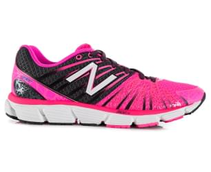New Balance Women's 890V5 Shoe - Bubble Gum/Black