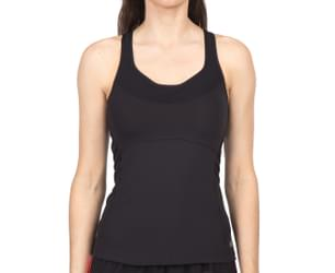 New Balance Women's Vitalize Bra Top - Black