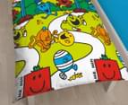 Mr. Men & Little Miss Numbers Single Duvet Set - Multi 3