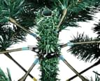Artificial 1.8m Christmas Tree - Olive Green 4
