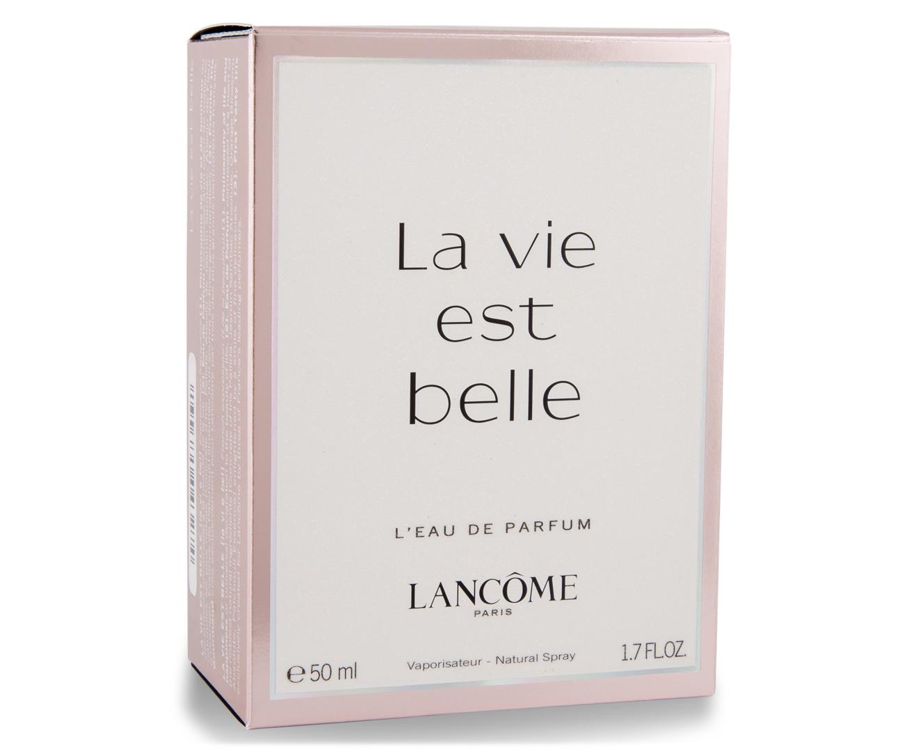 lanc me la vie est belle edp 50ml great daily deals at. Black Bedroom Furniture Sets. Home Design Ideas
