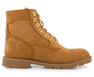 Timberland Men's 6-Inch Basic Boot - Wheat Nubuck