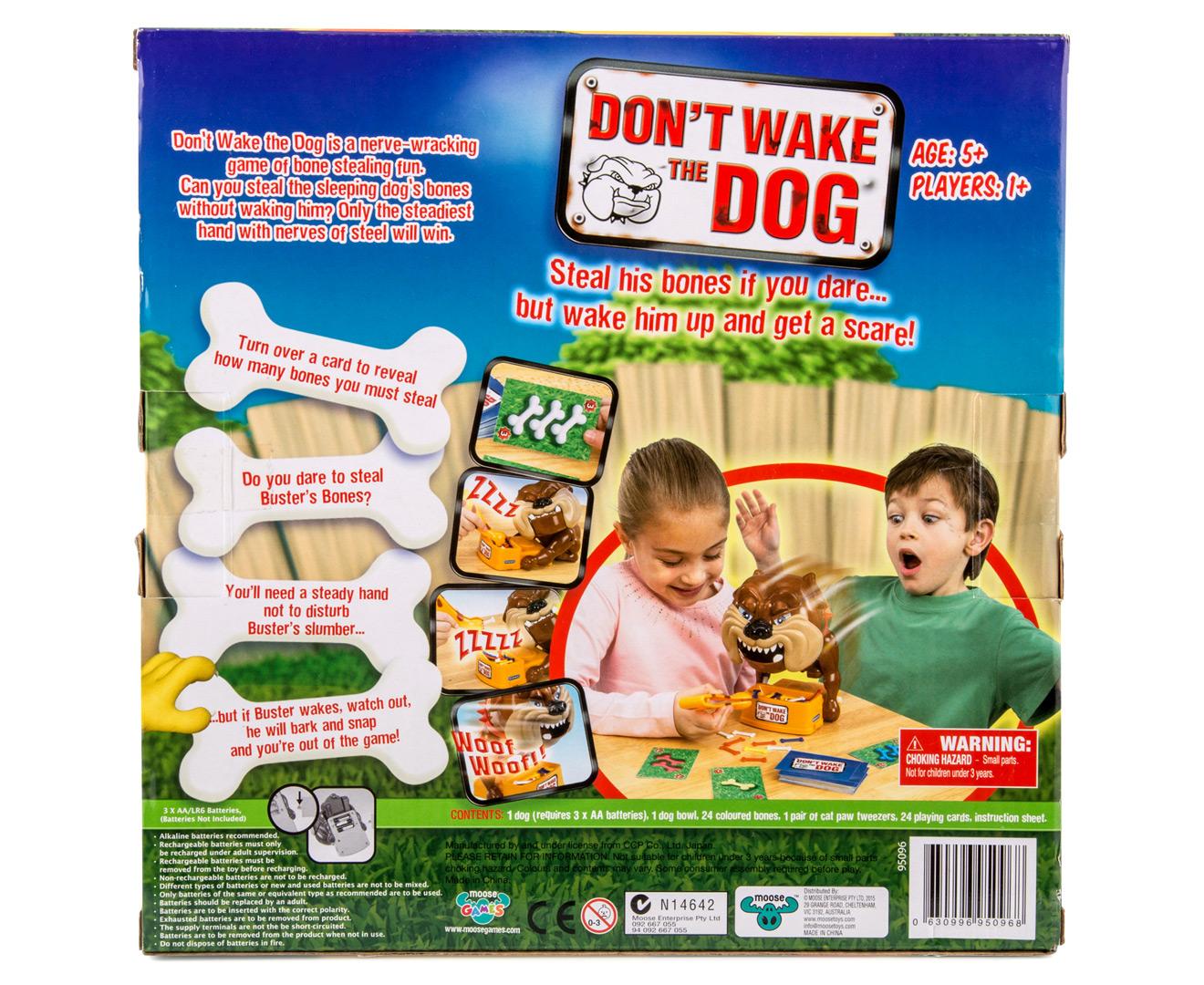 Don T Wake The Dog Game Australia