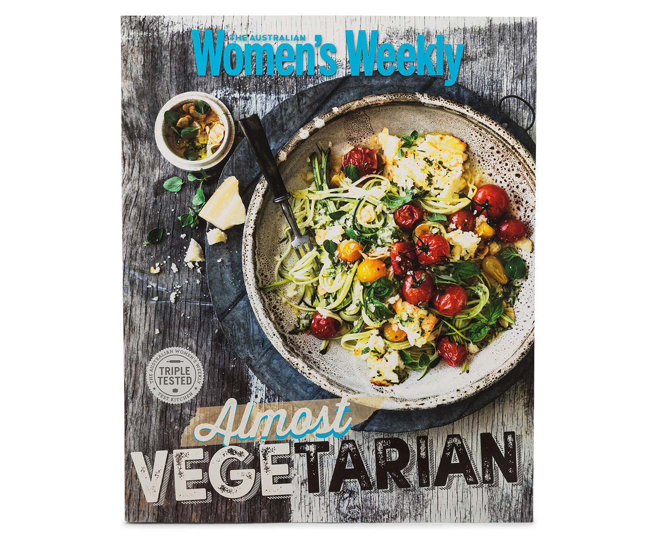 The australian womens weekly almost vegetarian cookbook great the australian womens weekly almost vegetarian cookbook great daily deals at australias favourite superstore catch forumfinder Choice Image