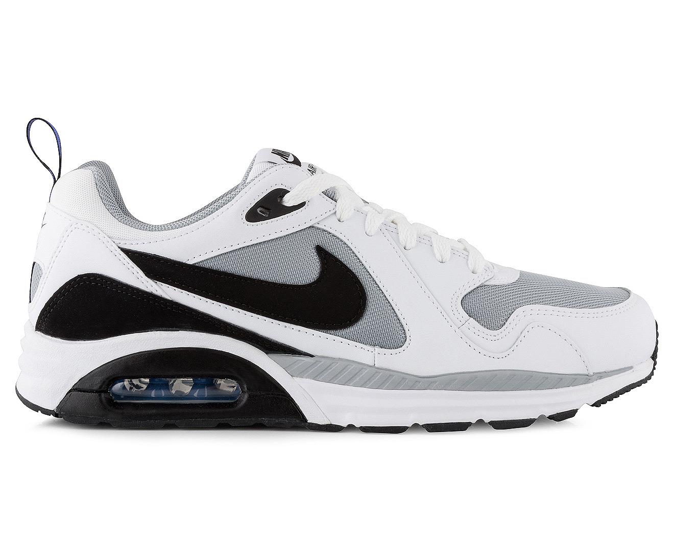 Nike 652824 100 Air Max Trax Leather Herren Sportschuhe Running 124KCIMGI
