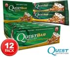 12 x Quest Protein Bars Peanut Butter Supreme 60g 1