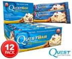 12 x Quest Protein Bars Vanilla Almond Crunch 60g 1