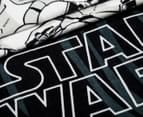 Star Wars 152x76cm Rule The Galaxy Beach Towel - Black/Red 2