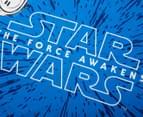 Kids' Star Wars Movie Storm Trooper Single Quilt Cover Set - Blue/Black 4