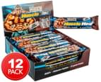 12 x Max's Muscle Meal High Protein Bars Choc Crunch 85g 1