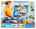 Thomas & Friends Take-N-Play Spills & Thrills On Sodor Play Set 6