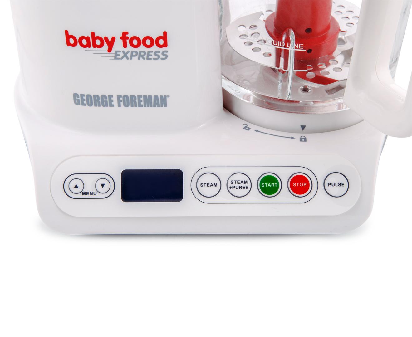 George Foreman Baby Food Express