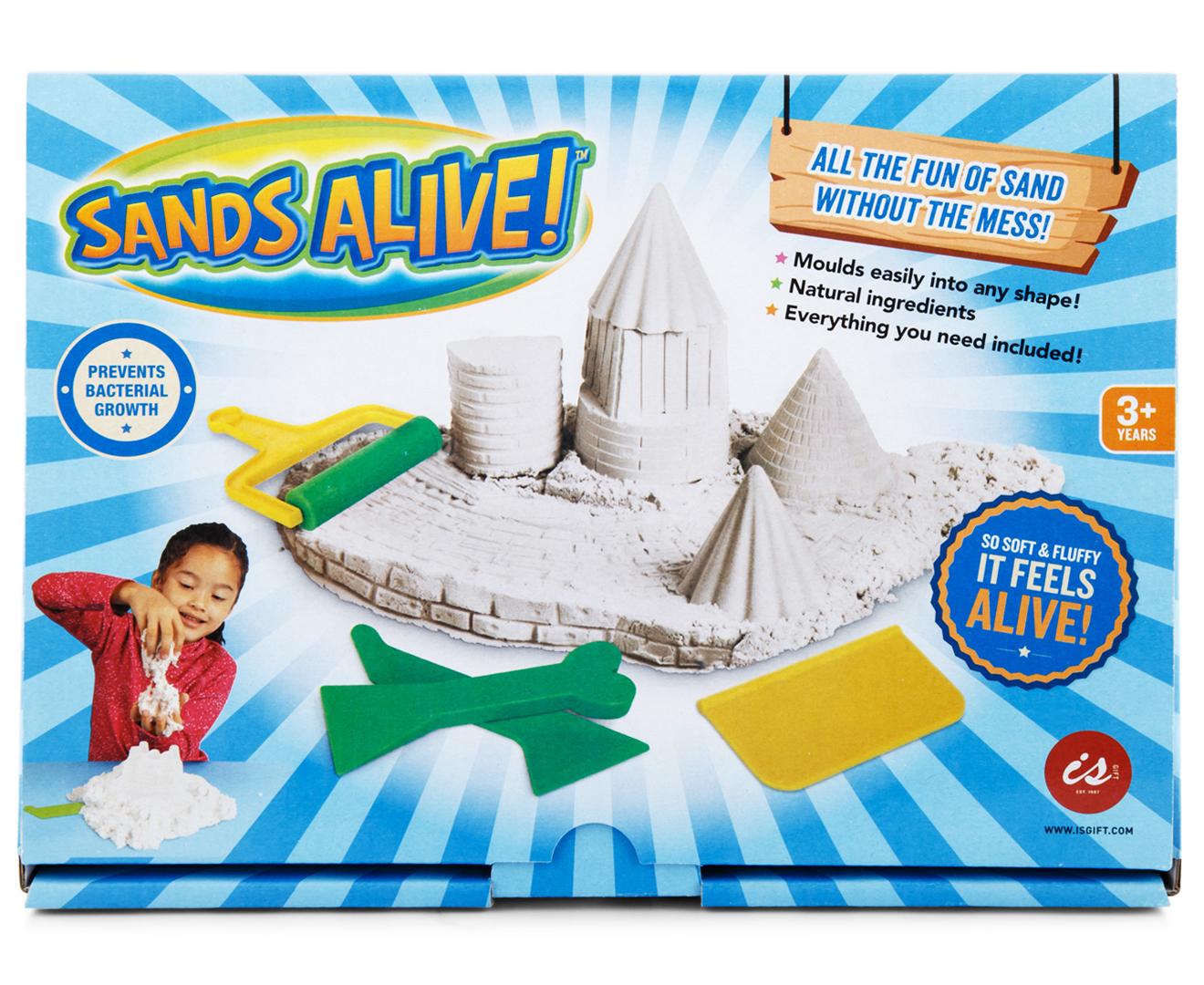 Sands Alive Starter Set 680g