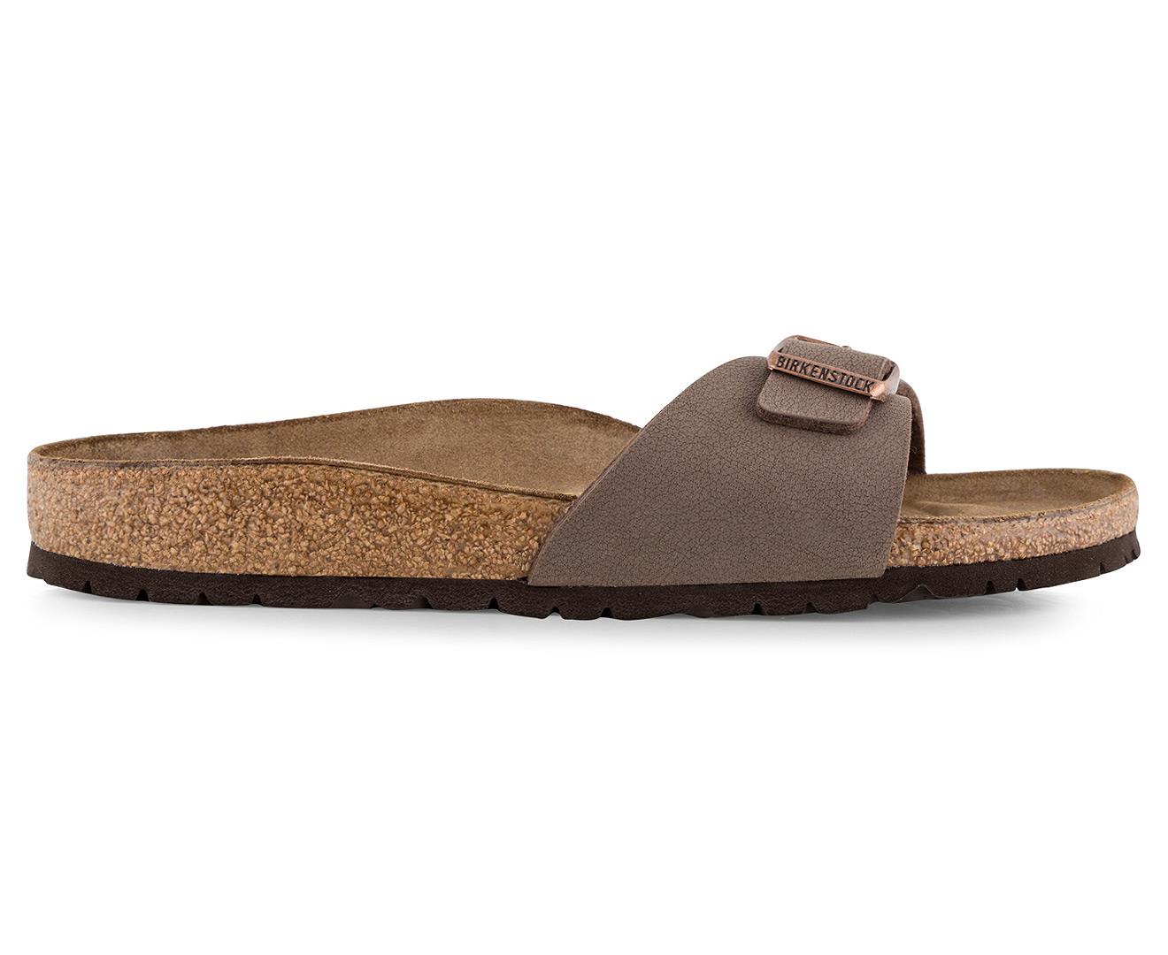 birkenstock madrid narrow fit sandal mocca great daily. Black Bedroom Furniture Sets. Home Design Ideas