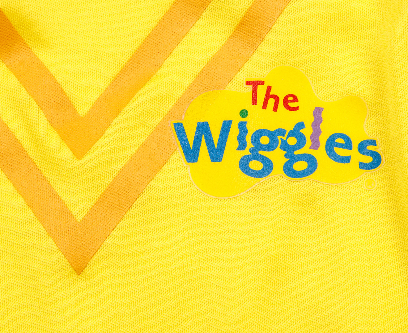 The Wiggles Emma Dress Up Costume - Yellow/Black | Great ...