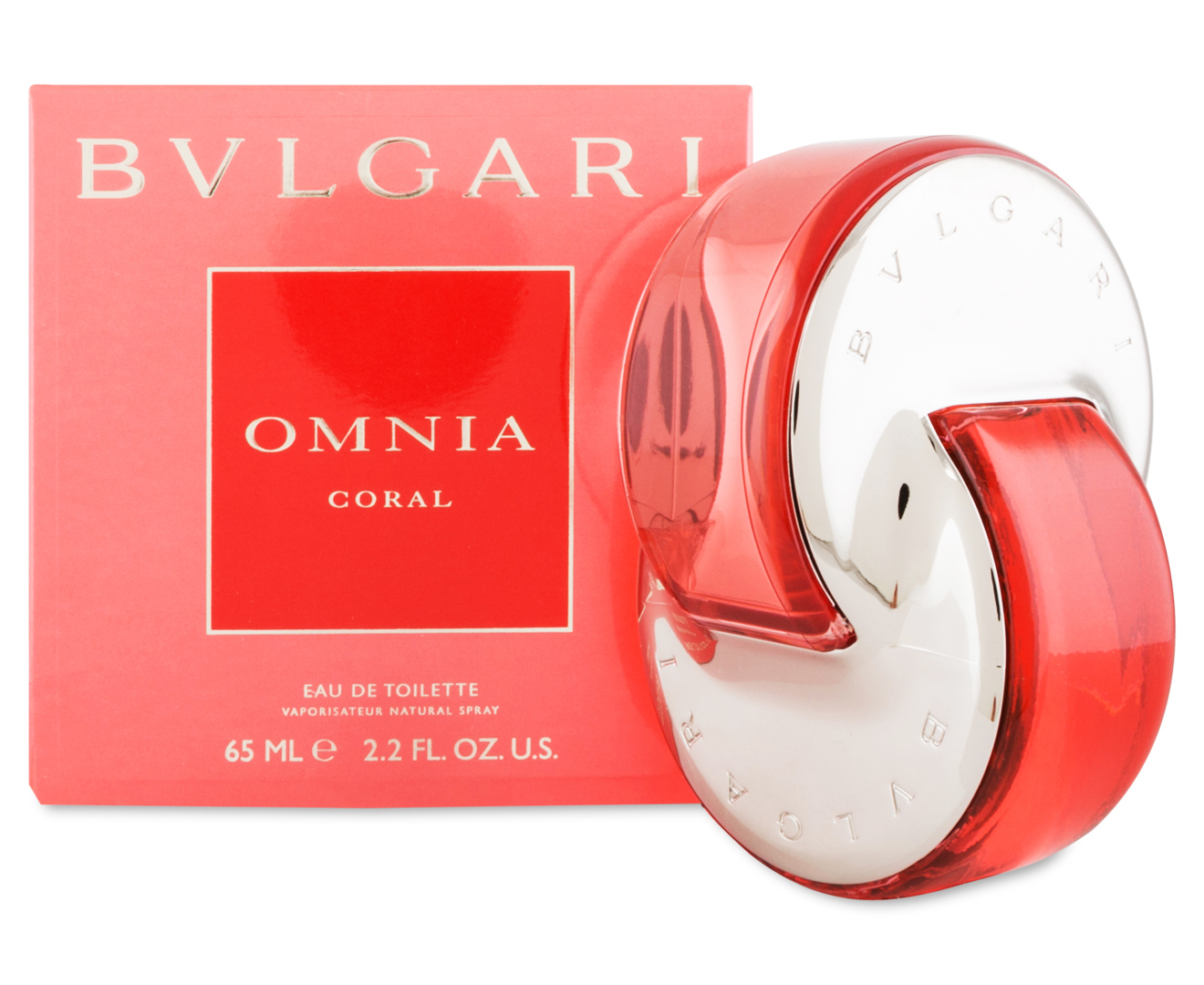 Catch Com Au Bvlgari Omnia Coral For Women Edt 65ml