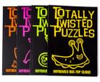 Totally Twisted Puzzle 4-Book Pack 2
