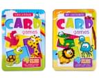 Card Games In Tin Box 2-Pack 1