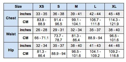 Reform Clothing Size Chart Yubad