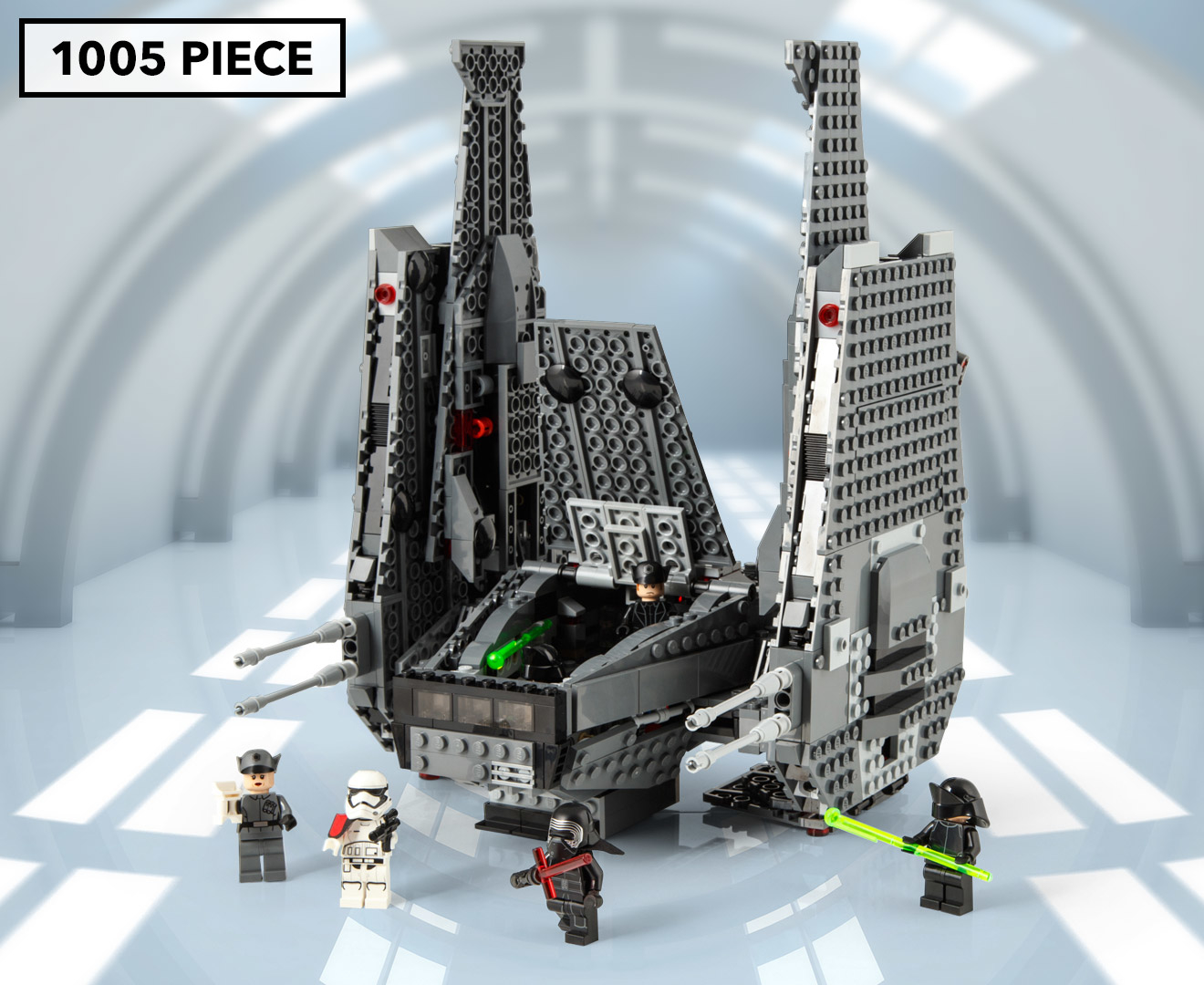 Lego Star Wars Kylo Rens Command Shuttle Building Set Catchcomau